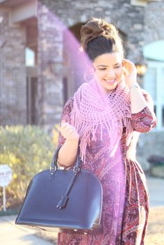 Blogger Skirted Fancy in our Clara dress