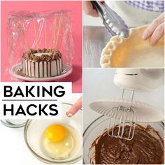 16 Epic Baking Hacks - Kids Activities