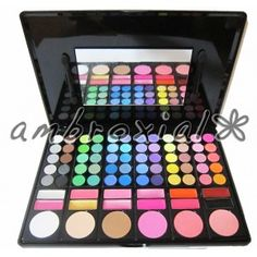 Stand to win a make-up palette, or a brush set and more worth $52 in total!