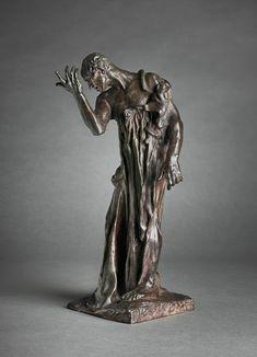 Auguste Rodin, Pierre de Wiessant Courtesy of the Fine Arts Museums of San Francisco. Modern Sculpture, Abstract Sculpture, Wood Sculpture, Bronze Sculpture, Metal Sculptures, Auguste Rodin, Gustav Klimt, Museum Of Fine Arts, Art Museum