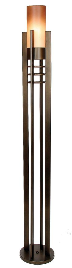 "Tower, Floor Lamp 68"" H."