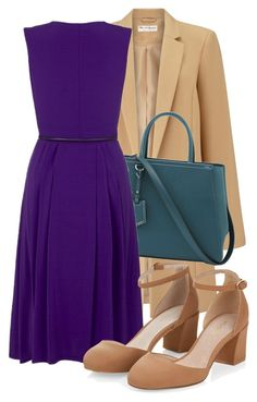 Untitled #557 by dd-christina on Polyvore featuring polyvore, fashion, style, MaxMara, Miss Selfridge, Monsoon, Fendi and clothing