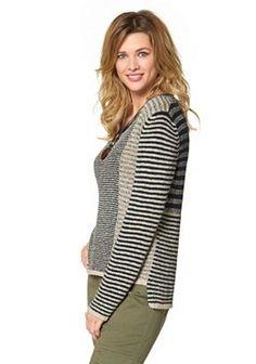 Пуловер с круглым вырезом Cheer
