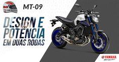 HILTON MOTOS: Yamaha MT-09. Muito mais torque e performance. Mot...