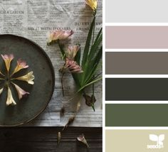 rustic hues | design seeds | Bloglovin