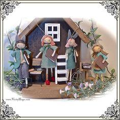 miniature dolls http://verityhope.blogspot.co.uk