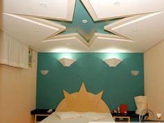 Drawing Room Ceiling Design, Bedroom False Ceiling Design, Hallway Decorating, Interior Decorating, Bunker Bed, Kids Bedroom, Bedroom Decor, Room Wall Colors, Pop Design