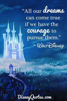 Disney dream quotes, beautiful disney quotes, cinderella quotes, walt d Disney Dream Quotes, Beautiful Disney Quotes, Cinderella Quotes, Walt Disney Quotes, Disney Senior Quotes, Quotes From Disney Movies, Disney Quotes About Love, Walt Disney Inspirational Quotes, Disney Sayings
