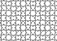 Tessellation Geometric Coloring Pages