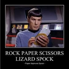 Confused Spock is Confused