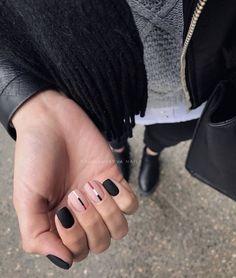 How to choose your fake nails? - My Nails Funky Nails, Trendy Nails, Cute Nails, Square Nail Designs, Nail Art Designs, Nails Design, Hair And Nails, My Nails, Modern Nails