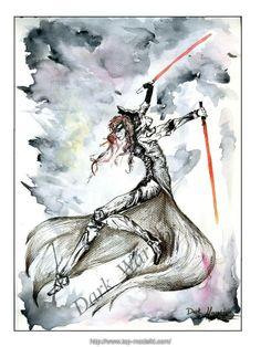 Sith Warrior by: Dark_Warrior  Artwithdarkwarrior.blogspot.com