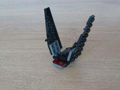 Totobricks: LEGO STAR WARS KYLO REN'S SHUTTLE Instructions Mag...