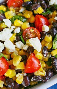 Black Bean and Corn Salad[
