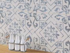 Lotto Ceramic Tile - 18 x 18 - 100411743 Ceramic Tile Backsplash, Ceramic Tile Bathrooms, Bathroom Floor Tiles, Wall Tiles, Ceramics Tile, Splashback Tiles, Tile Wood, Wood Bathroom, Bathroom Interior