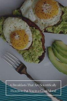 6 Breakfasts That Are Scientifically Proven to Put You in a Good Mood via @PureWow