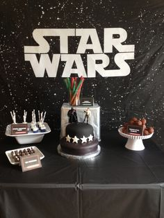 Star Wars / Jedi Training Academy Birthday Party Ideas | Photo 11 of 22