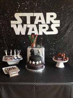 Star Wars / Jedi Training Academy Birthday Party Ideas | Photo 11 of 22
