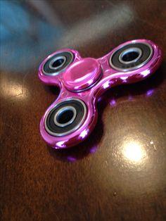 Fidget spinner pink one