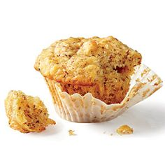 Orange-Hazelnut Snack Muffins Recipe | low fat and low carbs... and it curbs the sweet craving