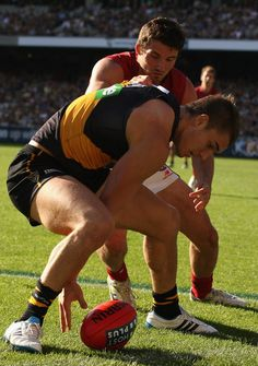 Dustin Martin from the Richmond Tigers