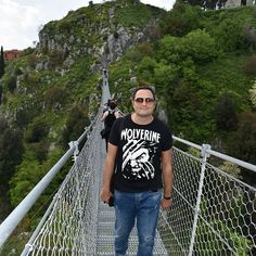 #pontetibetano #laviano #burrone #canyon #diarioviaggi #adventure