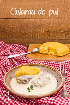 You searched for mamaliga - Pagina 4 din 9 - Retete culinare din Tara bucatelor Polenta, Carne, Camembert Cheese, Food, Kitchens, Essen, Meals, Yemek, Eten
