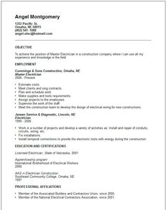 Sample Functional Resume Project Manager In Organization
