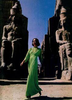 Givenchy L'Officiel magazine 1975