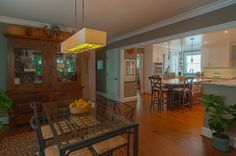 Dining Room| Falls Church, Virginia | Ballard Mensua Architecture