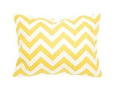 Chevron Pillow Cover FREE SHIPPING  $13 Small Pillow Covers, Yellow Pillow Covers, Yellow Pillows, Decorative Pillow Covers, Throw Pillow Covers, Throw Pillows, Chevron Pillow, Free Shipping, Cushions