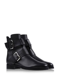Pierre Hardy Black Ankle Boots