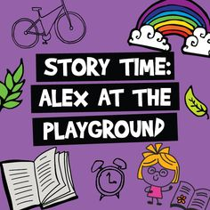 A children's story about playground safety and injury prevention