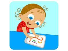 Lapsille maksuttomia pelejä ja puuhaa netissä. http://www.oppijailo.fi/lapset_ja_nuoret