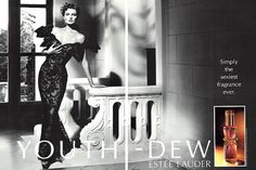 Estee Lauder Youth Dew : Perfume Review (New and Vintage)