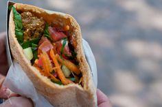 (Condesa, Mexico City DF, Mexico) Falafelito: #VEGAN Funky Falafel in Chipotle