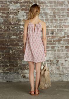 Noosa Dress, Beachwear, Summerwear | hush | hush-uk.com