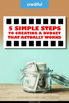 Creating a budget each month doesn't have to be dreadful. Here's how to get it done in and have success without pulling your hair out. Making A Budget, Create A Budget, Budgeting Finances, Budgeting Tips, Ways To Save Money, Money Saving Tips, Budgeting Worksheets, Budget Planner, Frugal Tips