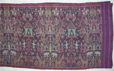 cambodian pidan   pidan (a temple-hanging consisting of a large rectangular panel of ... Water Hyacinth, Weaving Projects, Angkor, Ancient Art, Cambodia, South America, Temple, Tropical, Textiles