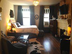 Lauren's 500 Square Foot, 5th Floor West Village Walk-Up Studio — House Call