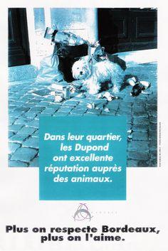 Ville de Bordeaux - Campagne propreté