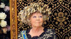 De koningin van de hoeden