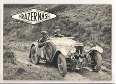Frazer Nash brochure