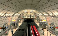 Bilbao Metro | Projects | Foster + Partners