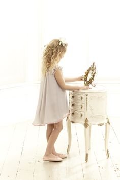 #MarieChantal #SS14 #floaty #dress