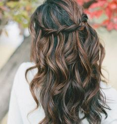 I need something new....brown hair with black lowlights - Google Search