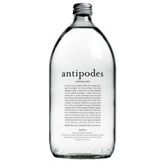 Antipodes water is sourced from an aquifer 327 metres below the ground in the Bay of Plenty, on the east coast of the North Island in New Zealand. It is known for its high-quality water, distinctive bottle and branding and is only available in restaurants, bars, gourmet food stores and fine wine outlets in seven countries. Antipodes joined the United Nations Environment Programme's Climate Neutral Network and became the world's first premium bottled water company to be certified carbon…