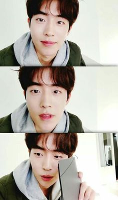 A warm smile Nam Joo Hyuk Smile, Nam Joo Hyuk Cute, Korean Boys Ulzzang, Korean Men, Korean Celebrities, Korean Actors, Busan, Nam Joo Hyuk Wallpaper, Jong Hyuk