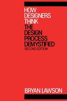 How Designers Think: The Designing Process Demystified, Second Edition provides a comprehensive discussion of the psychology of the design process. The book is comprised of 15 chapters that are organized into three parts.   The text first discusses the fundamentals of the concept of designer, designing, and design. The second part deals with design problems, including its components, model, and solutions. The last part covers the cognitive aspect of designing; the coverage of this part…