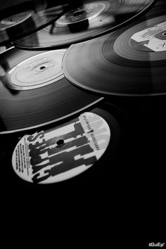 Recordz by Mr Guep, via Flickr